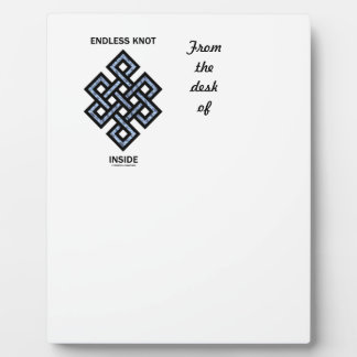 Endless Knot Inside (Psyche) Plaque
