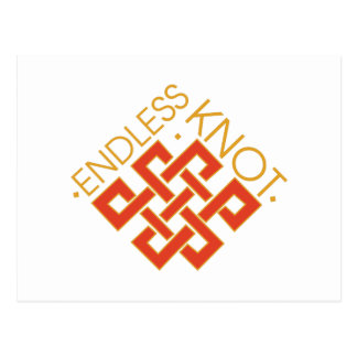 Endless Knot Postcard