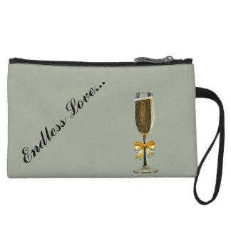 Endless Love clutches Wristlet Wallet