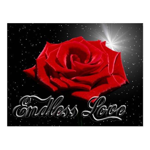 Endless Love Postcard