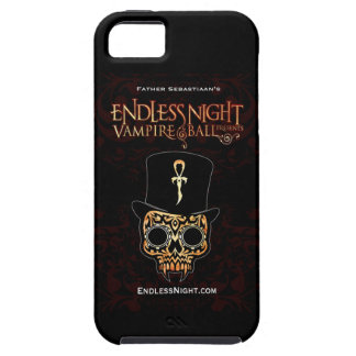 Endless Night Vampire Ball: Fred Samedi iPhone 5 Case