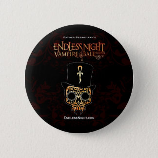 Endless Night Vampire Ball: Fred Samedi Pinback Button