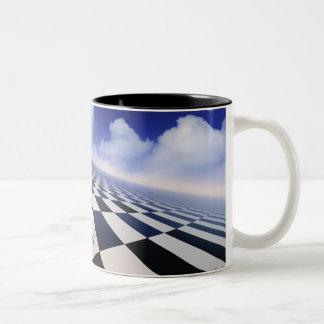 Endless opposites mug