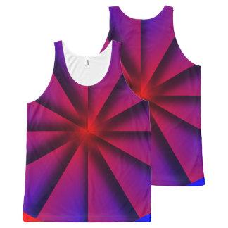 Endless Pinwheel All-Over-Print Tank Top