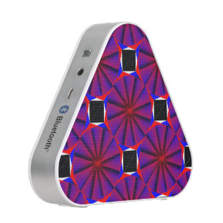 Endless Pinwheel by Kenneth Yoncich Bluetooth Speaker