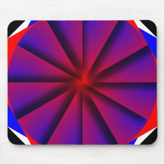 Endless Pinwheel by Kenneth Yoncich Mouse Pad