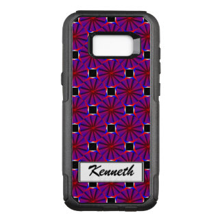 Endless Pinwheel by Kenneth Yoncich OtterBox Commuter Samsung Galaxy S8+ Case