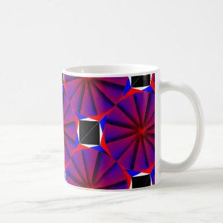 Endless Pinwheel White Mug