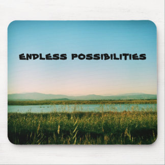 Endless Possibilities - Mouse Pad