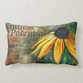Endless Potential Lumbar Pillow