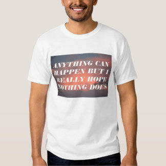 endless potential w sky t-shirt