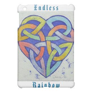 Endless Rainbow iPad Case