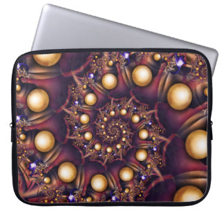 Endless Riches Laptop Sleeve 15 inch