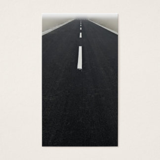 endless road business card