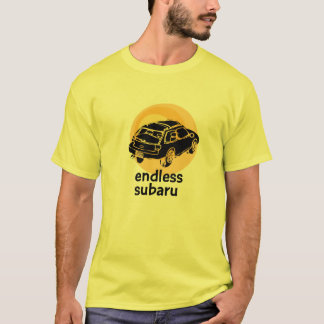 Endless Subaru T-Shirt
