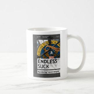 Endless Suck Coffee Mug