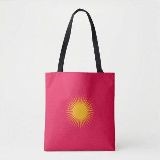 Endless Summer Custom All-Over-Print Tote Bag