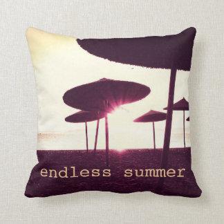 endless summer pillow