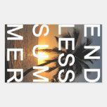 Endless Summer Stickers