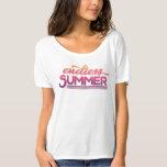 Endless Summer Vintage Typography Dresses