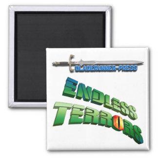 Endless Terrors Magnet