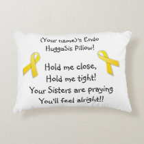 Endo HuggaSis Pillow