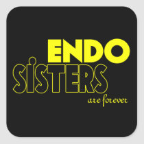 ENDO SISTER ENDOMETRIOSIS Sticker