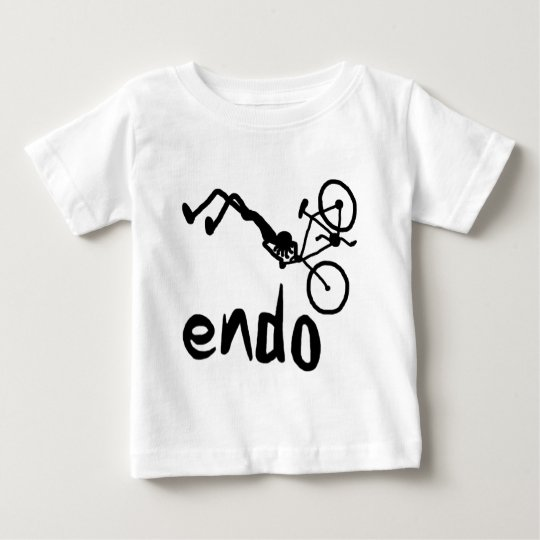 Endo Stick figure Baby T-Shirt