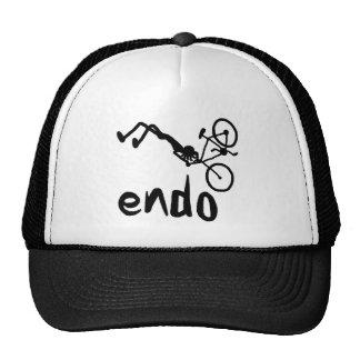 Endo Stick figure Mesh Hat