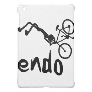 Endo Stick figure iPad Mini Cases