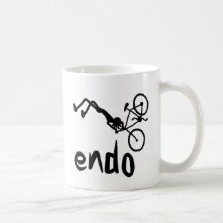 Endo Stick figure Mug