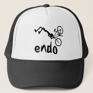 Endo Stick figure Trucker Hat