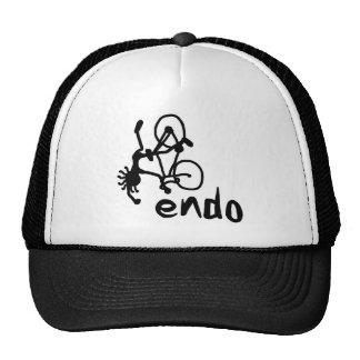 Endo Stick guy Trucker Hats