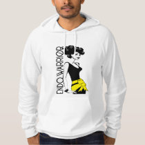 ENDO WARRIOR American Apparel California Hoodie
