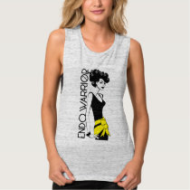 ENDO WARRIOR Bella Canvas Flowy Muscle Tank Top