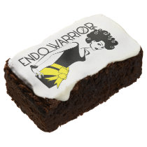 ENDO WARRIOR Brownies