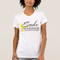 Endo Warrior - Endometriosis Awareness T-Shirt