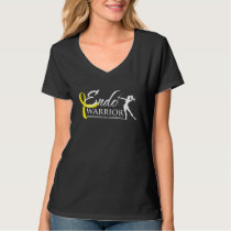 Endo Warrior - Endometriosis Awareness T-Shirt