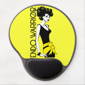 ENDO WARRIOR Gel Mouse Pad