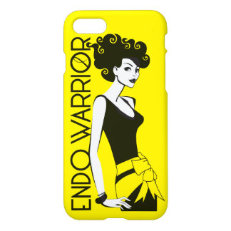 ENDO WARRIOR iPhone 7 Glossy Case