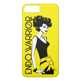 ENDO WARRIOR iPhone 7 Plus, Barely There iPhone 8 Plus/7 Plus Case