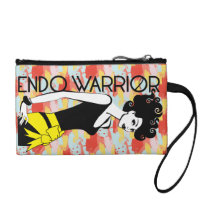 ENDO WARRIOR Key Coin Clutch