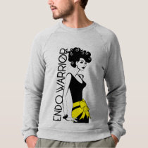 ENDO WARRIOR Men's American Apparel Sweatshirt