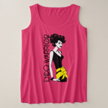 ENDO WARRIOR Plus-Size Tank Top