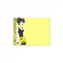 ENDO WARRIOR Post-it® Notes 4 x 3