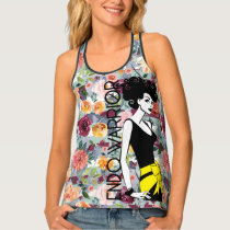 ENDO WARRIOR Racerback Tank Top