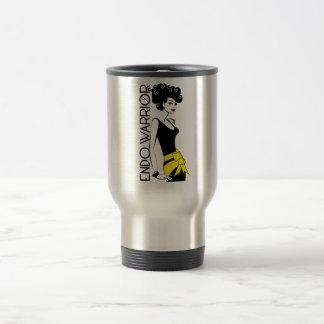 ENDO WARRIOR Stainless Steel 15 oz Travel/Commuter Travel Mug