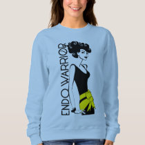 ENDO WARRIOR Women's Basic Sweatshirt