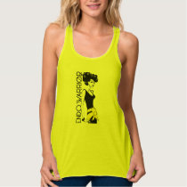 ENDO WARRIOR Women's Bella Flowy Tank Top