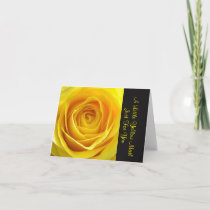 Endo, Yellow Mail Notecards